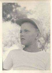 Arnie - around age 7
