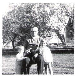 Leonard, Susie and Rick