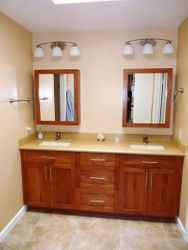 Pleasanton Master Bathroom