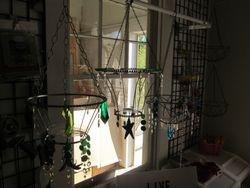 Fancy Pot Hangers (hand made originals by Jana)