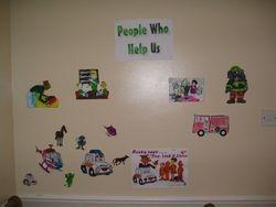 People Who Help Us Theme