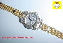 Diamond Watch 01