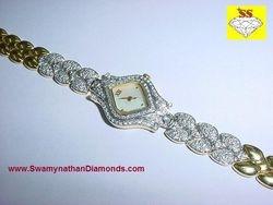 Diamond Watch 04