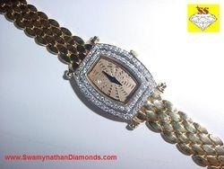 Diamond Watch 06