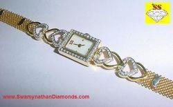 Diamond Watch 07