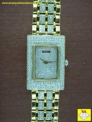 Diamond Watch 08