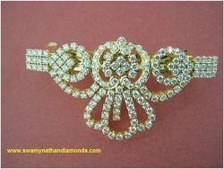 S&S Diamond Hair Clip