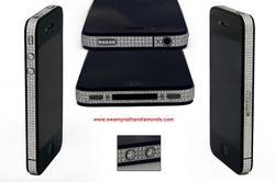 S&S Diamond Studded iPhone 4
