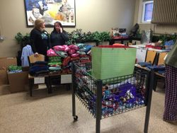 Some of the donations