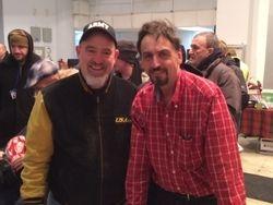 Me & Steve Cuniff