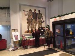 Welcoming veterans