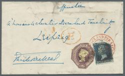 Envelope 2 from Dickens to Tauchnitz