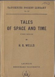 I33 Tales of Space and Time First Series