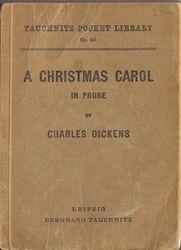 I45 A Christmas Carol