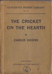 I47 The Cricket on the Hearth