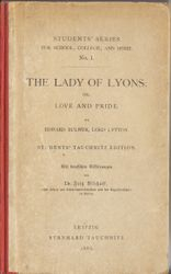 H1 The Lady of Lyons