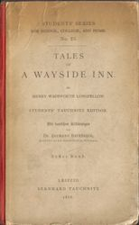 H23 Tales from a Wayside Inn I
