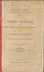 H4 Samuel Titmarsh and the Great Hoggarty Diamond