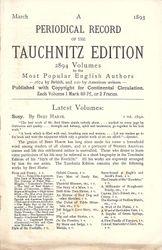 Periodical Record March 1893
