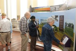 Interactive exhibits