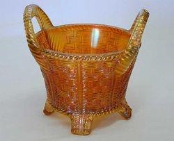 Bushel Basket, marigold