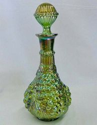Imperial Grape wine decanter IG, green