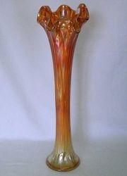 Nine Sixteen vase, marigold