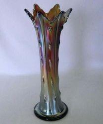 """Target 11"""" vase, amethyst"""