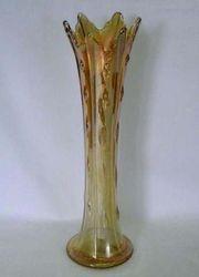 "Target 10"" vase, marigold"