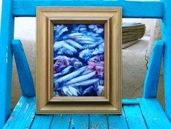 Mad Dog Blues, Oil on Canvas Copyright M-J de Mesterton 2007