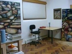 M-J de Mesterton Painting Studio