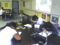 Observation Lab Activity - 1st Period