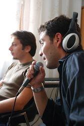 Karim and Yasser