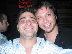 Yasser and Karim