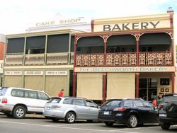 The Famous Beechworth Bakery