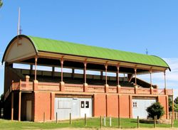 The Old Pavilion Beechworth Oval