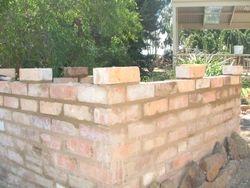 Brick work layers