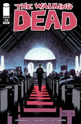 The Walking Dead # 74