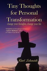 Book Cover - Tiny Thoughts for Personal Transformation