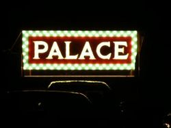 the palce sign