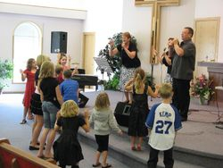 Sunday School Kick-off