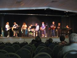 Nelson Youth Band