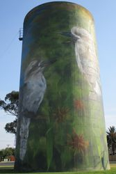 12. Deniliquin Water Tower