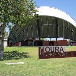 1. Moura Miners Memorial