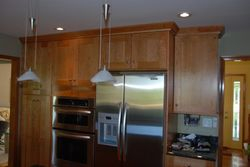Kitchen Cabinet Install 2