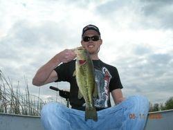 Springtime Bass Fishing