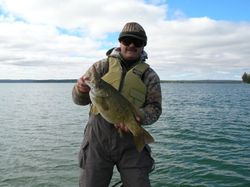 MONSTER Smallmouth!