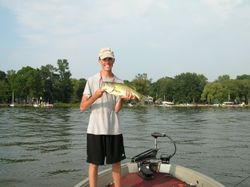 Big Lake Lansing Bass
