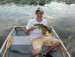 Post spawn Fishing
