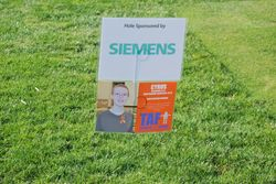 Hole Sponsored by Siemens